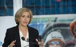 Valérie Pécresse, présidente de la région Ile-de-France, le 28 novembre 2018.
