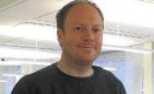 Fredrik Möller, l'un des responsables du Pôle emploi suédois.