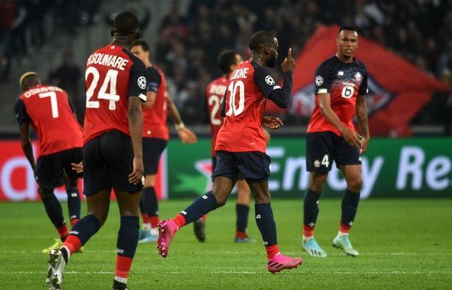 Losc-Valence: Un but d'Ikoné sur le fil offre à Lille son premier point en Ligue des champions