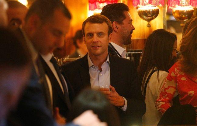 VIDEO. Macron à la Rotonde: «C'est dégueulasse de comparer ça au Fouquet's», défend un participant