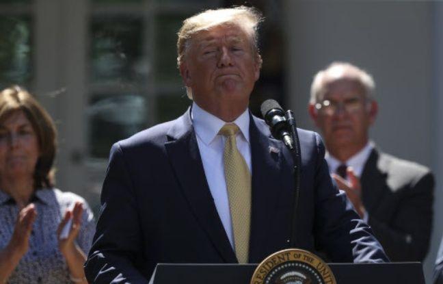 Etats-Unis: Donald Trump accuse le «New York Times» de «trahison»