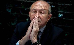 Gérard Collomb, le 28 mai 2020.