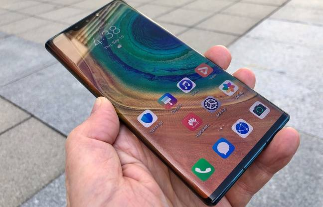 Le Huawei Mate 30 Pro disponible en France sans les services de Google.
