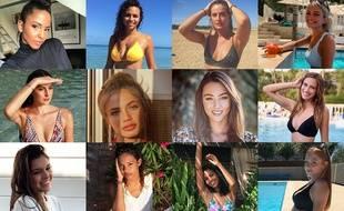 InstaMiss, les candidates à l'élection de Miss France 2020 (montage 20 minutes).