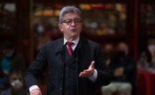 La France insoumise de Jean-Luc Mélenchon a annoncé lundi lancer l'application mobile