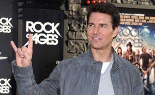 Tom Cruise le 8 juin 2012.