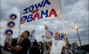 Les deux favoris démocrates dans la course à la Maison Blanche en 2008, Hillary Clinton et Barack Obama, se sont affrontés dimanche lors d'un débat télévisé, chacun s'affirmant le mieux qualifié pour la présidence.