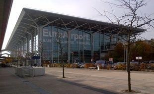 L'aéroport de Bâle-Mulhouse. (Archives)