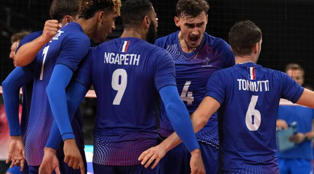 JO Tokyo 2021 EN DIRECT : Les Bleus du volley perdent mais passent en quarts... Mourad Aliev disqualifié...