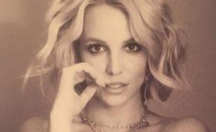 Détail d'une photo postée par Britney Spears sur son compte Instagram, le 19 février 2017.