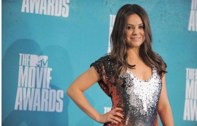 Mila Kunis le 3 juin 2012.