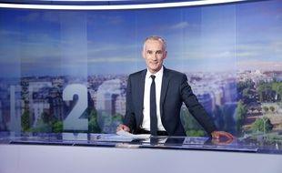 Le journaliste Gilles Bouleau va présenter un nouveau magazine politique sur TF1
