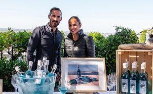 Florian et Aurore Marange font le pari du vin de mer corse.
