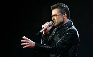 Le chanteur George Michael