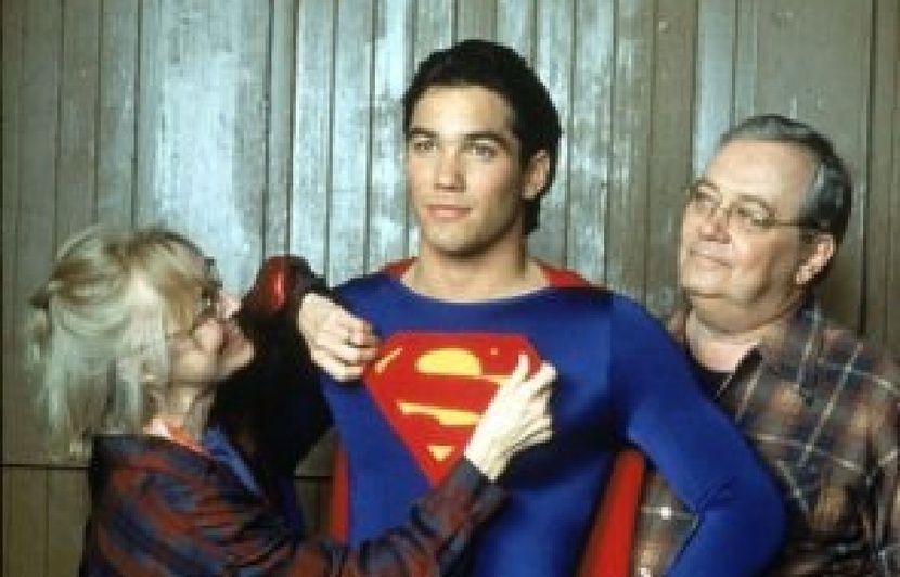 Eddie Jones, le père de Superman dans la série «Lois et Clark», est mort