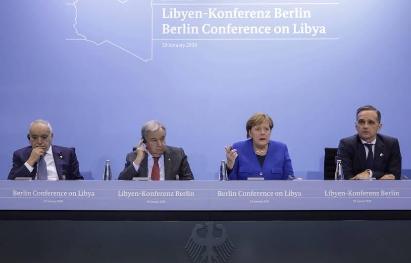 Un accord international trouvé pour relancer les efforts de paix en Libye