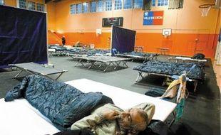 Une fois que les gymnases seront fermés, les sans-abri auront la possibilité de saisir le tribunal administratif.