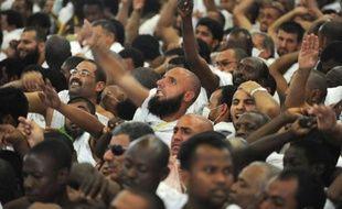 """Le prince héritier d'Arabie saoudite, Nayef ben Abdel Aziz, s'est félicité du """"succès"""" du pèlerinage cette année malgré les craintes de violences dans la foulée du Printemps arabe."""