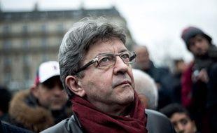 Jean-Luc Mélenchon, le 21 mars 2015.