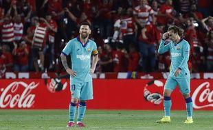 Le Barça ne trouve pas de solutions