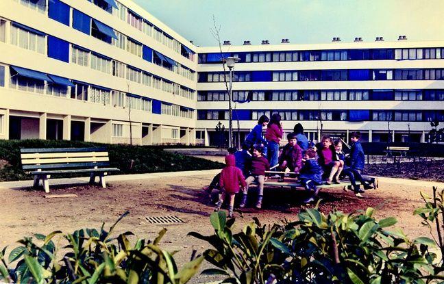Dans les années 1960, on réalise les ZUP de Lormont, Cenon et Floirac, sur la rive droite de Bordeaux