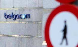 A photo taken on September 16, 2013 shows the headquarters of Belgium telephone operator Belgacom in Brussels. Belgacom announced on September 16 that its computer systems were hacked and that it had filed on July 19 a complaint with police about the hacking. According to reports in the Belgian newspaper De Standaard reports, Belgacom was allegedly hacked by the American security service NSA, intercepting conversations in Africa and the Middle East. AFP PHOTO / BELGA / BRUNO FAHY - BELGIUM OUT -