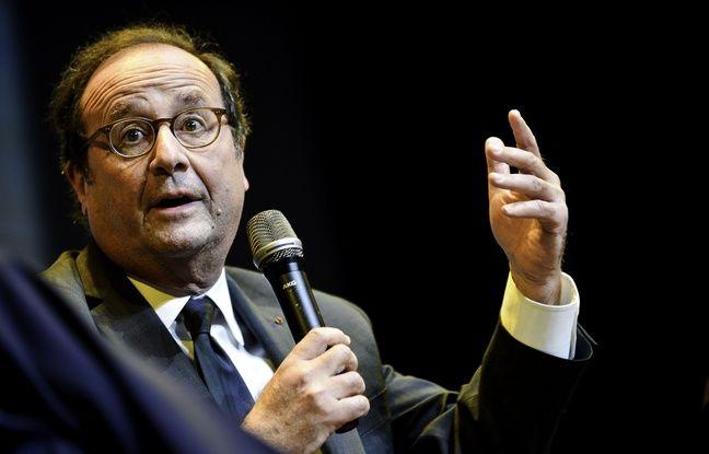 «Gilets jaunes»: François Hollande à la rencontre des manifestants ardéchois