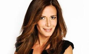 Elsa Fayer, qui a présenté «Carré Viiip» sur TF1