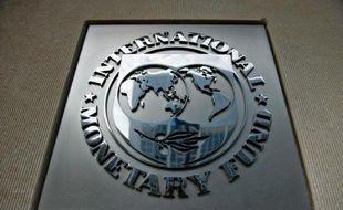 Le logo du FMI
