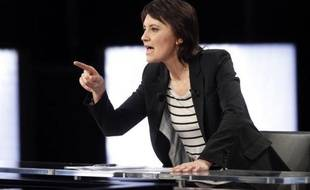 """La candidate de Lutte ouvrière à l'Elysée Nathalie Arthaud a jugé vendredi sur Europe 1 que la Corée du Nord comme Cuba étaient des """"dictatures""""."""