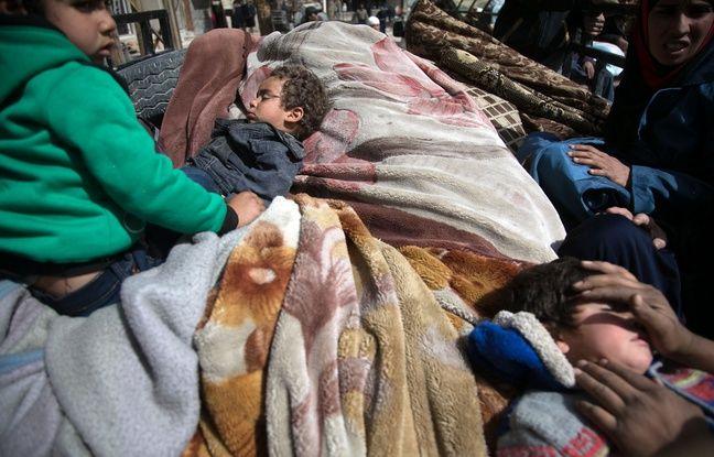 nouvel ordre mondial | VIDEO. L'ONU prévoit la livraison d'aides humanitaires dans la Ghouta