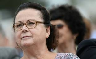 L'ex-présidente du Parti Chrétien-démocrate, Christine Boutin, le 5 septembre 2015.