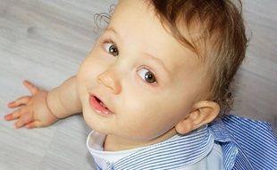 Niels, 21 mois, est en finale du concours Bébé Cadum.