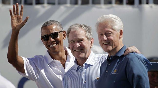 Coronavirus: Barack Obama, George Bush et Bill Clinton prêts à se faire vacciner publiquement