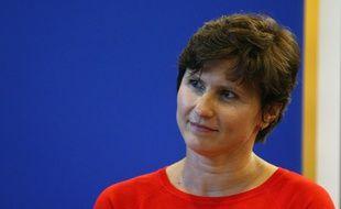 Roxana Maracineanu, ministre des Sports, le 4 septembre 2018 à Paris.
