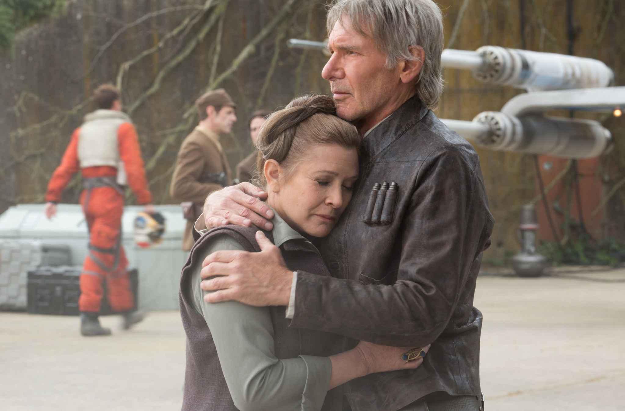 Sa mort va rapporter 50 millions de dollars à Disney — Carrie Fisher
