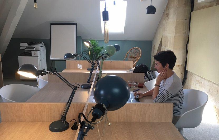 Bordeaux un nouvel espace de coworking et de bureaux