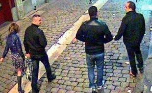 Les trois suspects dans le meurtre du Vieux-Lyon ont été interpellés les 17 et 18 janvier.