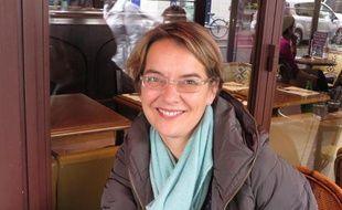 Carine Petit, adjointe à la mairie du 14e et candidate socialiste dans le 14e arrondissement de Paris.