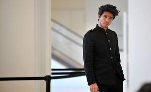 Juan Branco au Tribunal de grande instance de Paris, le 18 février 2019.