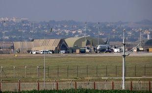 La base aérienne américaine d'Incirlik, en Turquie