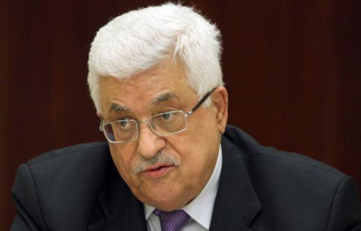 L'Organisation de libération de la Palestine (OLP) a annoncé samedi avoir décidé d'appeler à une réunion d'urgence au Conseil de sécurité de l'ONU sur la colonisation israélienne. – Abbas Momani afp.com