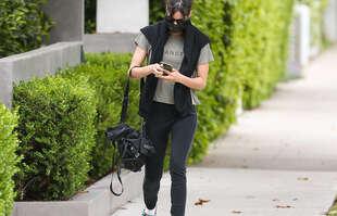 Sofia Boutella, à New York, le 7 mai.