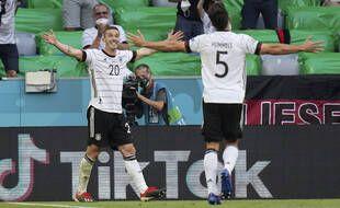 Gosens a sublimé le jeu de la Mannschaft, samedi, contre le Portugal.