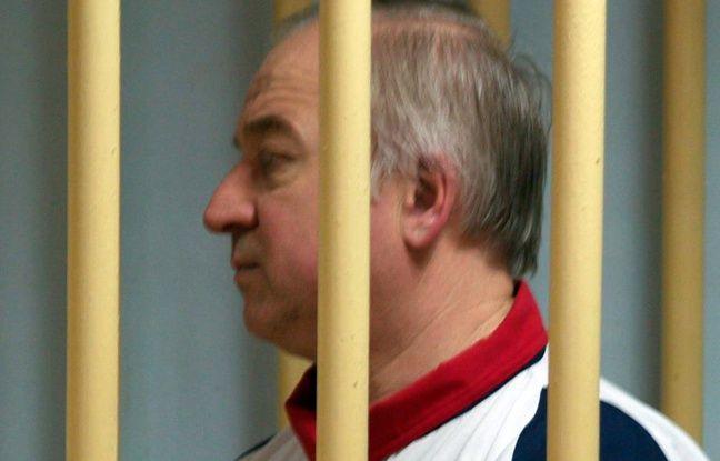 Photo datée du 9 août 2006 de l'ancien agent double russe Sergei Skripal, réfugié en Angleterre en 2010, et où il a été empoisonné avec sa fille le 4 mars 2018.