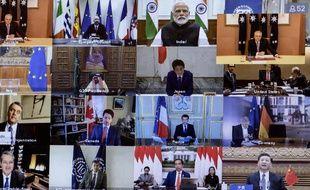 Le G20 va se réunir pour la deuxième fois par visioconférence.