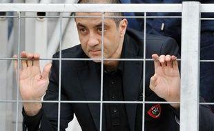 """Le président de Toulon Mourad Boudjellal, suspendu 130 jours par la Ligue nationale de rugby (LNR) pour ses récentes déclarations sur l'arbitrage, a annoncé samedi devant la presse qu'il """"(ferait) appel"""" devant la Commission fédérale."""