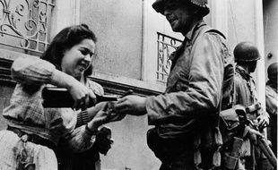 Image extraite de «Histoire interdite : nazis français, nazis allemands, de la fuite à la traque» sur D8