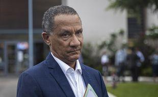 Rodolphe Alexandre est soutenu par l'ex-Garde des Sceaux, Christiane Taubira.