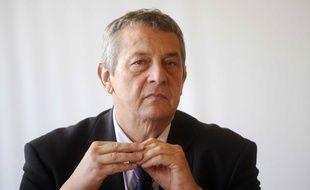 Francis Luyce, le président de la FFN.
